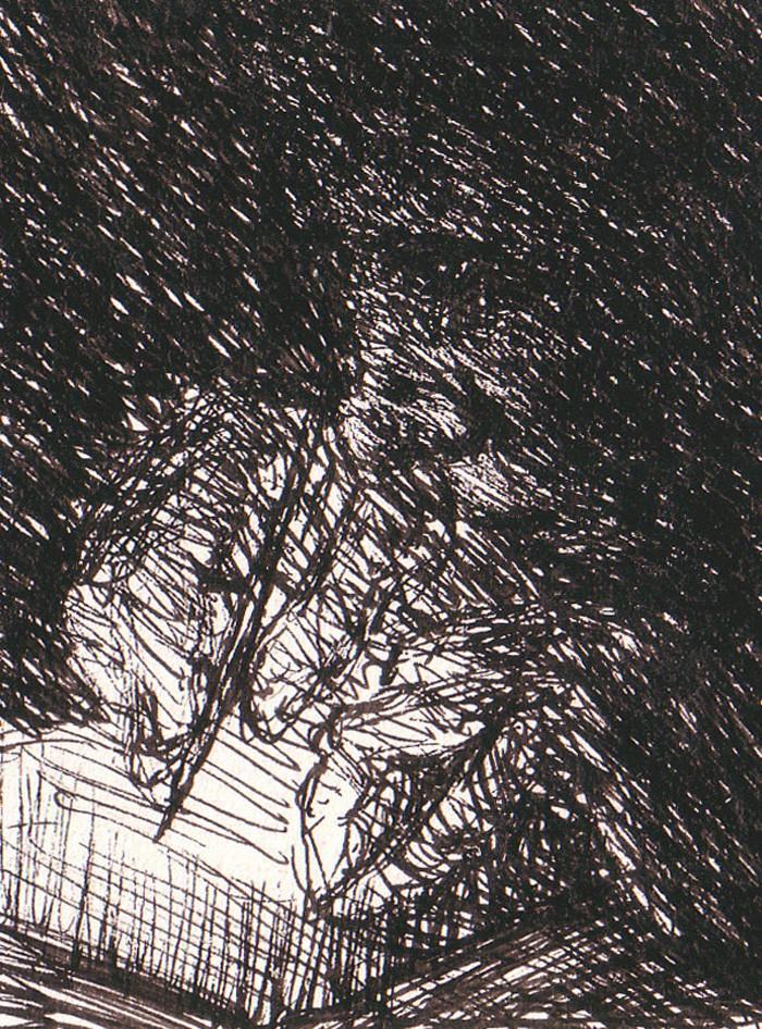00-700-selbstportrait-beim-zeichnen
