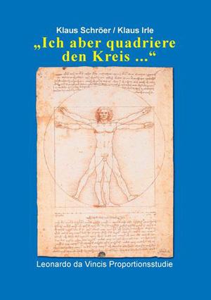 Leonardo da Vinci Proportionsstudie nach Vitruv